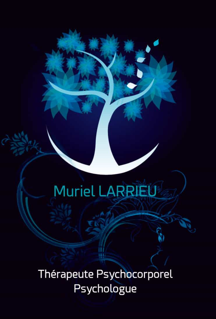carte de visite muriel larrieu